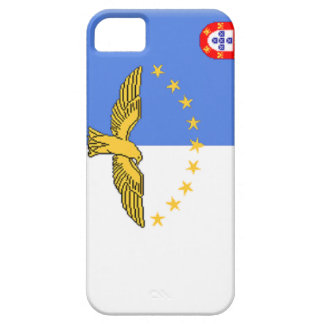 Azores (Portugal) Flag iPhone SE/5/5s Case