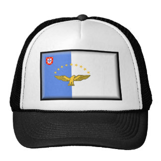 Azores (Portugal) Flag Trucker Hat