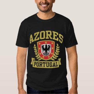 Azores Portugal Polera
