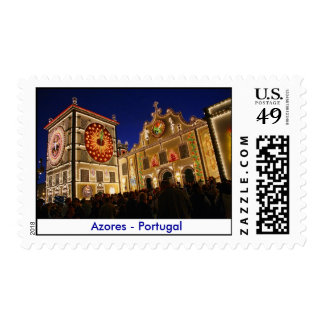 Azores - Portugal Postage