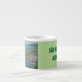 Azores Sao Miguel Espressp Cup Collection