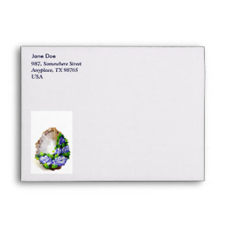 Azores souvenir envelope