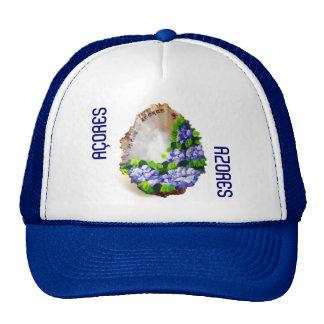 Azores souvenir trucker hat