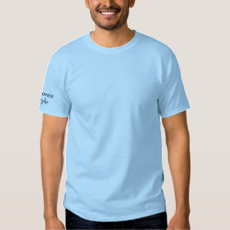 Azores Style Embroidered T-Shirt