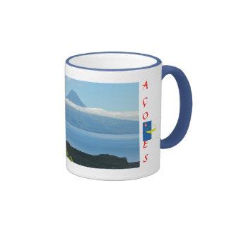 Azores - taza de café de Pico