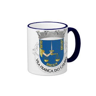 Azores - Vila Franca hace la taza de café de Campo