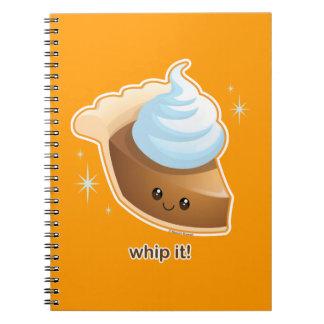 ¡Azótelo! Note Book