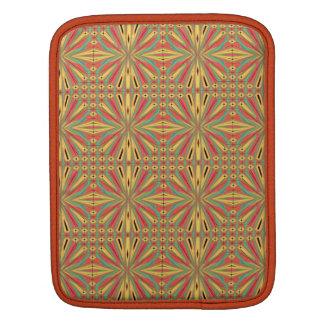 Aztec American Pattern. Multicolor Design iPad Sleeve