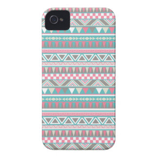Aztec Andes Pattern iPhone 4 Case