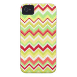 Aztec Andes Tribal Mountains Chevron Zig Zags iPhone 4 Covers
