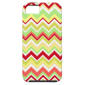 Aztec Andes Tribal Mountains Chevron Zig Zags iPhone 5 Covers