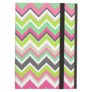 Aztec Andes Tribal Mountains Chevron Zig Zags iPad Air Case