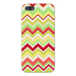 Aztec Andes Tribal Mountains Chevron Zig Zags Cover For iPhone 5