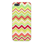 Aztec Andes Tribal Mountains Chevron Zig Zags Covers For iPhone 5