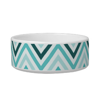 Aztec Andes Tribal Mountains Triangles Chevrons Bowl