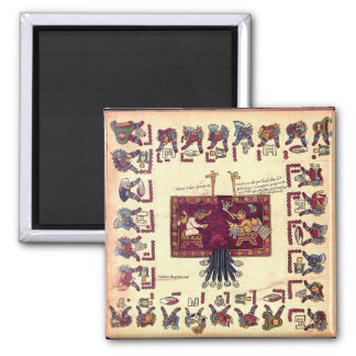 Aztec Art Magnet