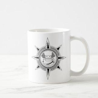 Aztec Axolotl Coffee Mug