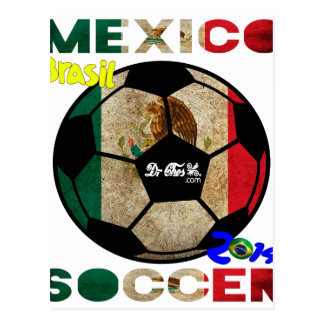 AZTEC BALL SOCCER CUSTOMIZABLE PRODUCTS , T-S POSTCARD