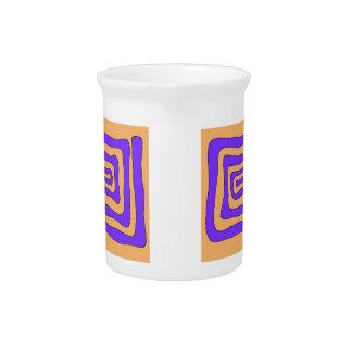 Aztec Beverage Pitcher