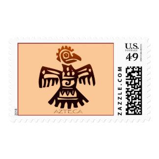 AZTEC ~ Bird Spirit Postage