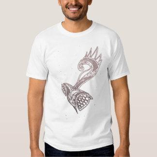 AZTEC BIRD STONE T SHIRT
