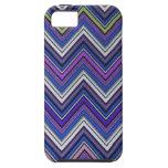 Aztec Blue Green Purple  Chevron Girly Pattern iPhone 5 Case