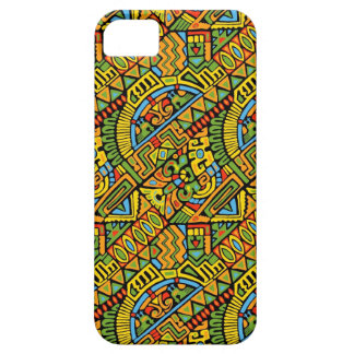 Aztec by Kitty &the Muse I-phone case