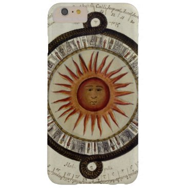 Aztec Themed Aztec Calendar Barely There iPhone 6 Plus Case