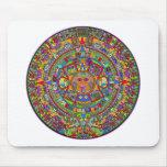 Aztec Calendar Mousepads