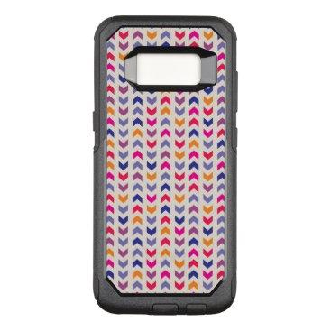 Aztec Themed Aztec Chevron colorful pattern OtterBox Commuter Samsung Galaxy S8 Case