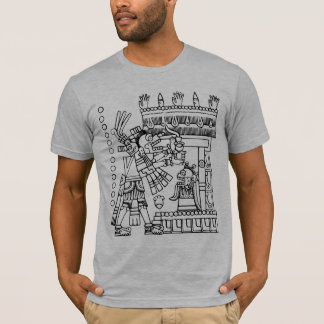 Aztec Codex  from the borgia group T-Shirt