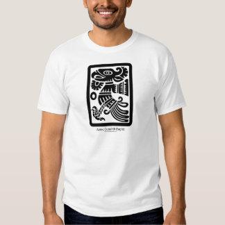 Aztec Cuauhtli - Eagle (Black) Apparel T-Shirt