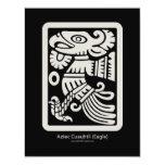 Aztec Cuauhtli - Eagle (Putty) Invitation