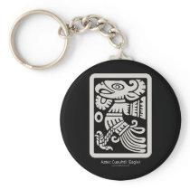 Aztec Cuauhtli - Eagle (Putty) Keychain