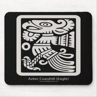 Aztec Cuauhtli - Eagle (Putty) Mousepad
