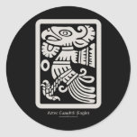 Aztec Cuauhtli - Eagle (Putty) Sticker