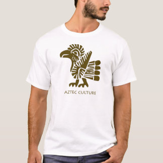 Aztec Culture Bird! Cool ancient art! T-Shirt