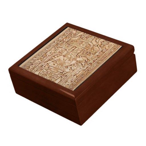 Aztec Design Box