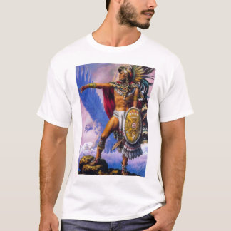 Aztec Eagle Knight T-Shirt