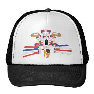 AZTEC EAGLE TRUCKER HAT