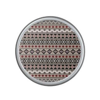 Aztec Essence II Ptn Black White Grey Red Sand Speaker