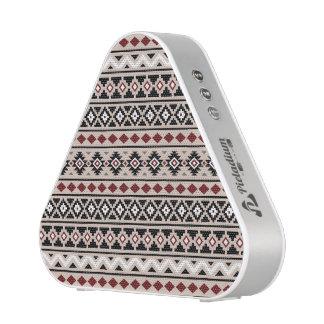 Aztec Essence II Ptn (H) Black White Grey Red Sand Speaker