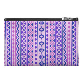 Aztec Essence II Vertical Ptn Pinks Blue Purple Travel Accessories Bags