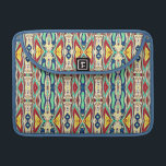 "Aztec Fabric. Tribal Pattern. Native American Sleeve For MacBook Pro<br><div class=""desc"">Aztec Fabric. Tribal Pattern. Native American</div>"