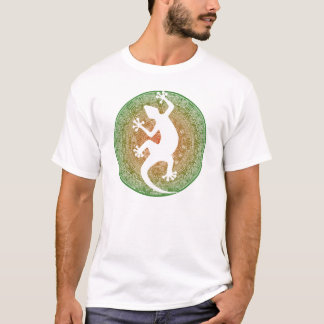 Aztec Gecko T-Shirt