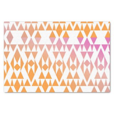Aztec Geometric Tissue Paper