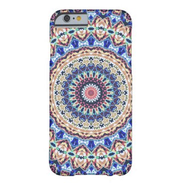 Aztec Geometry Barely There iPhone 6 Case