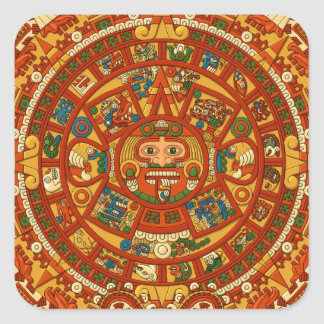 Aztec Gifts Qpc Template Square Sticker