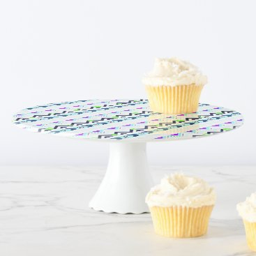 Aztec Themed Aztec Girl Cake Stand
