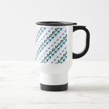 Aztec Themed Aztec Girl Travel Mug
